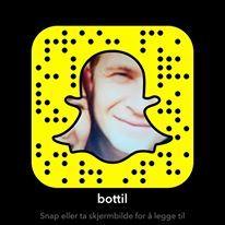 Petter Botilsrud Snapchat