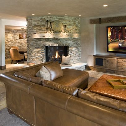 74 best rustic basement images on pinterest