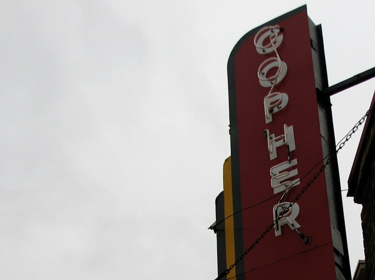 gophers gob top 5 - photo #35