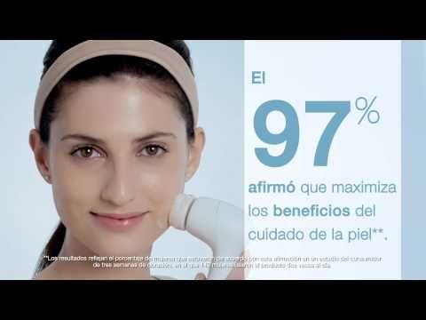 Cepillo Limpiador Facial Skinvigorate™ - YouTube