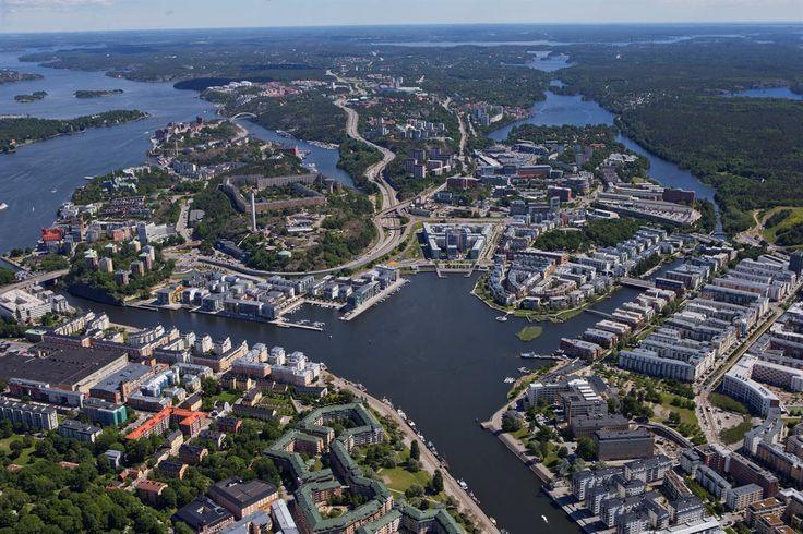 Galeria de Estocolmo já tem seu primeiro bairro sustentável (desde os anos 90) - 1