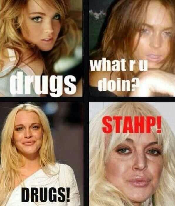 Drugs :(