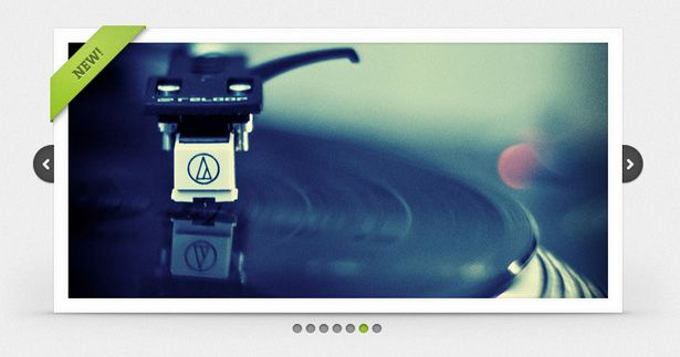 25 jQuery image galleries and slideshow plugins photo