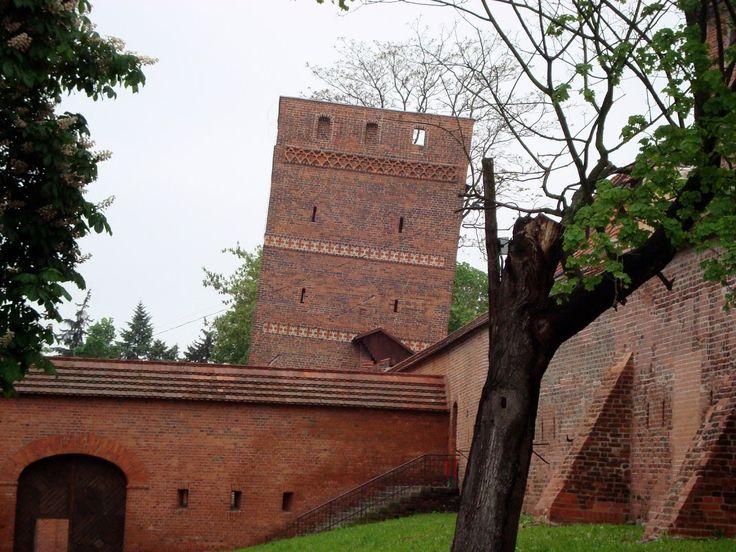 Det skæve tårn i Torun
