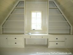 sloped ceiling office design - Yahoo Image Search Results