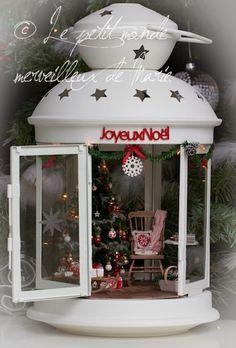 Christmas DIY: http://lepetitmondem lepetitmondemerve... #christmasdiy #christmas #diy