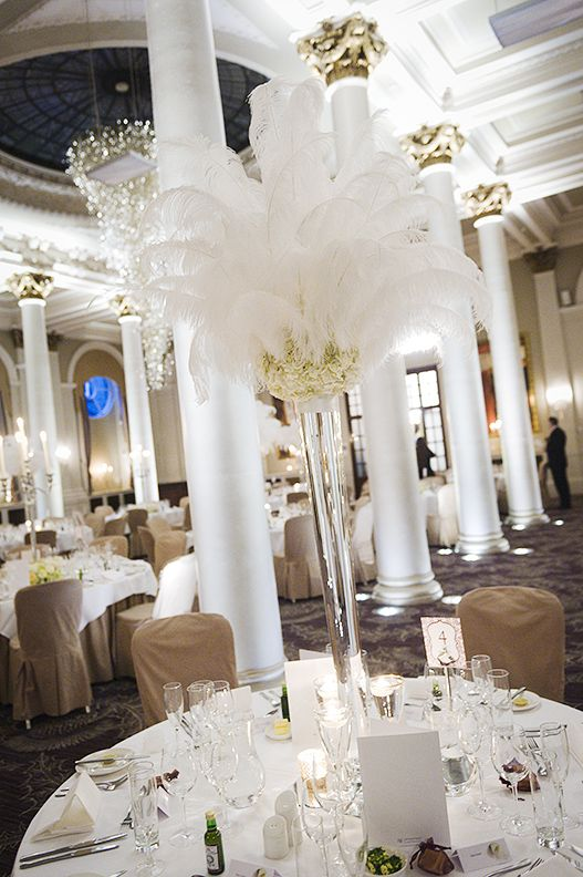 16 Awe-Inspiring #Wedding Centerpieces. To see more:  http://www.modwedding.com/2013/10/28/16-wedding-centerpieces/
