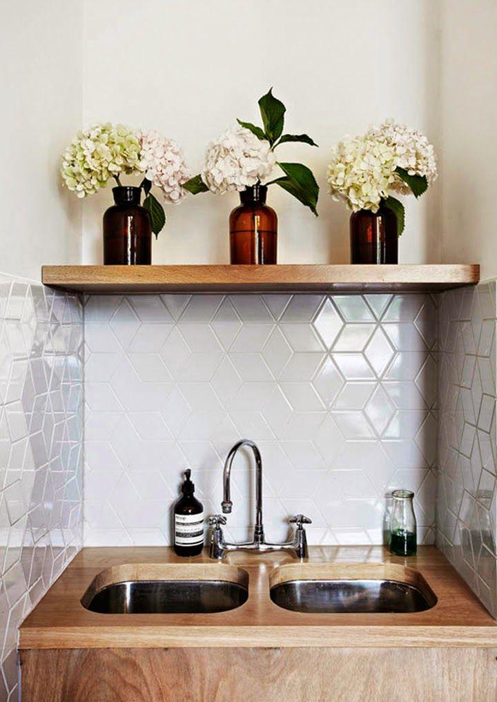 Die besten 25+ Küche fliesenspiegel gestalten Ideen auf Pinterest - spritzschutz küche glas