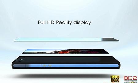 SONY Xperia Z! 5 inç Full HD 1080p ekran