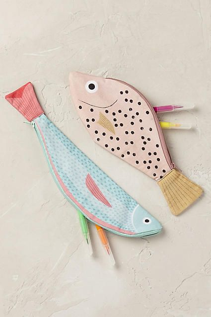 Fisher Pencil Case - anthropologie.com