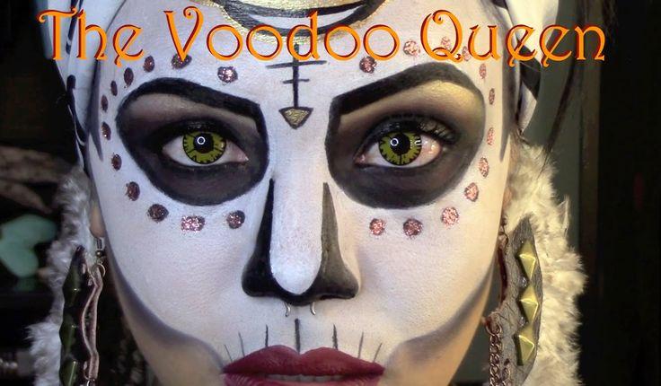 Halloween Tutorial: The Voodoo Queen || OFFICIAL KILLJOYY