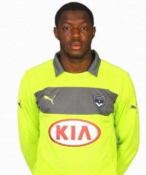 Season 2010/11 - Abdoulaye Keita, Girondins de Bordeaux