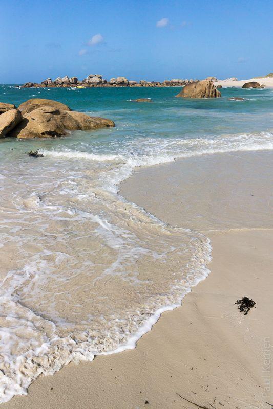 photo en Finistère, Bretagne et...: Pays Pagan et non pas les Seychelles (6 photos dont 3 pano.)