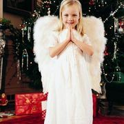 How to Make Child's Angel Costume From Sheet | eHow
