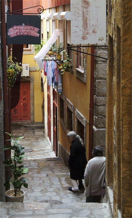 Ruas do Porto / Streets of Porto > Cozinha Doce - Portugal