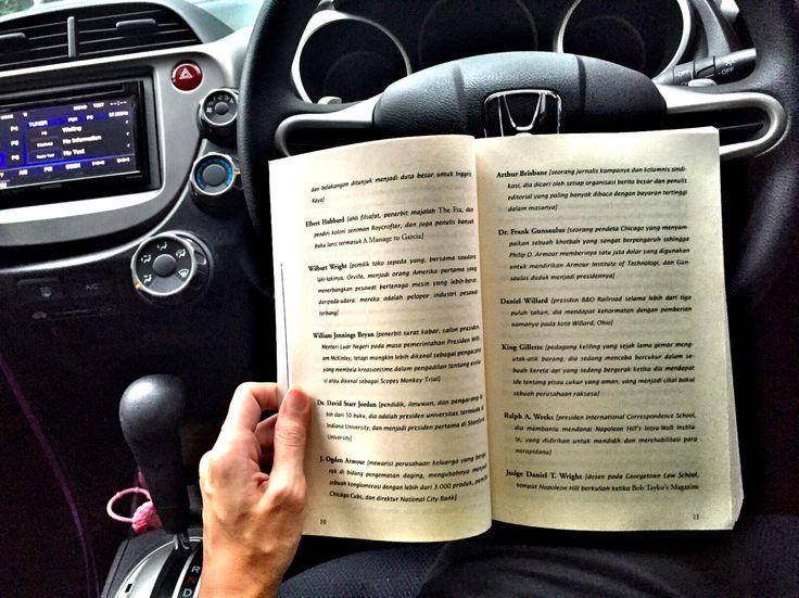 Membaca adalah jendela dunia