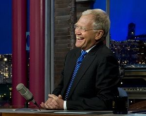 David Letterman-the Man Behind the Show