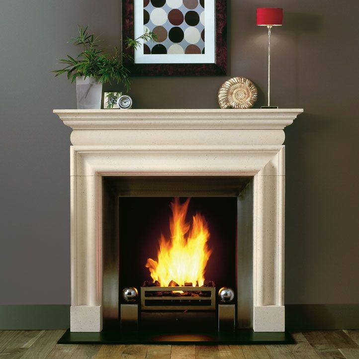 The Clandon Bolection, Chesney's | Fireplaces | Pinterest ...