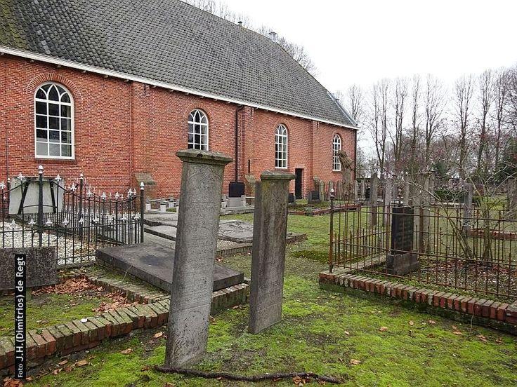 Muntendam - begraafplaats 'De Venne'