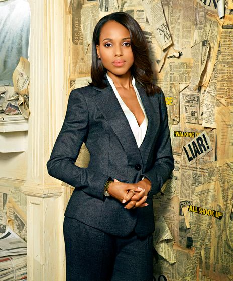 Get Olivia Pope's Scandal Style – Get It for Less! Love her and her clothes!!
