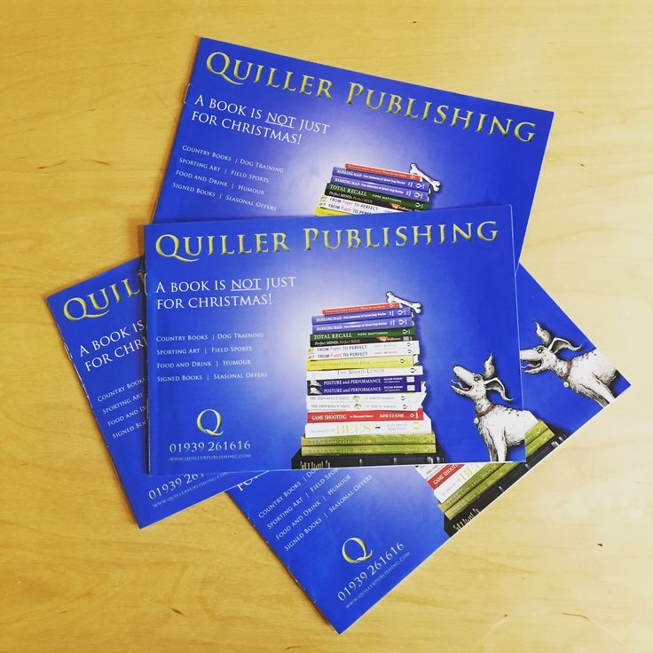 Our Christmas catalogues go out today, they are full of great deals, signed copies, special offers and gift ideas. Check out www.quillerpublishing.com for more details ‪#‎christmas‬ ‪#‎catalogue‬ ‪#‎specialoffers‬ ‪#‎signedcopies‬ ‪#‎greatdeals‬ ‪#‎giftideas‬ ‪#‎whitechristmas‬ ‪#‎barkingmad‬ ‪#‎imperfectshot‬ ‪#‎thehorsesmouth‬ ‪#‎countryside‬ ‪#‎game‬ ‪#‎flyfishing‬ ‪#‎horses‬ ‪#‎dogs‬ ‪#‎puppies‬ ‪#‎shooting‬ ‪#‎deer‬ ‪#‎hunting‬ ‪#‎gamekeeping‬ ‪#‎port‬ ‪#‎smokingfood‬