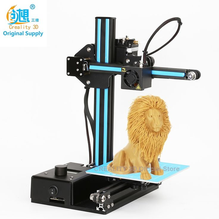 168.00$  Buy here  - CREALITY 3D Cheap 3d metal printer kits FDM Injection Molded CNC Full Colors 3d printer with Aluminum Hotbed Filaments Gift