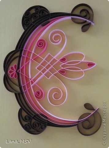 quilled Paper Crafts    Crafts: Paper Quilling