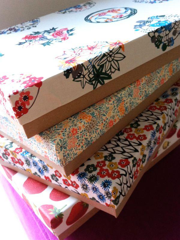 lucysaysido bridesmaids handmade present dressing gown gift box