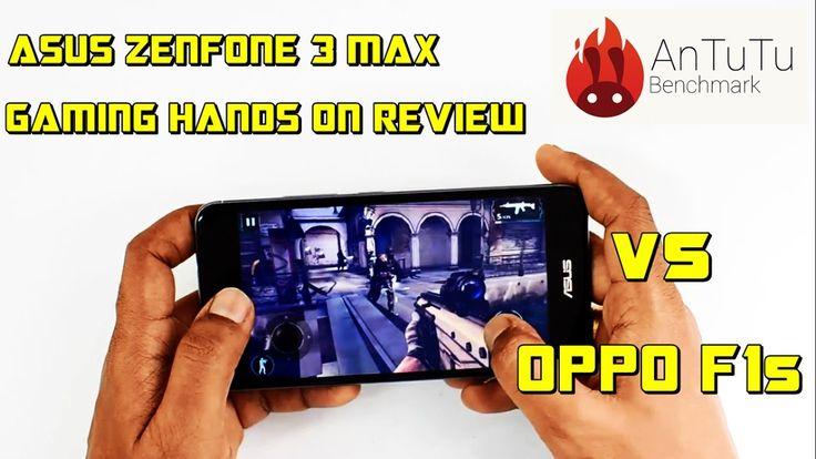 Asus Zenfone 3 Max vs Oppo F1s - Zenfone 3 max ZC520TL (india) Hands on ...
