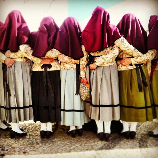 Baile del pandero. Encinasola (Huelva ).