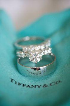 Matrimonio blu Tiffany