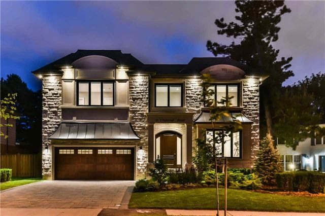 11 Chipstead Rd, Toronto C13, ON M3B3E5. 4 bed, 6 bath, $4,780,000. StunningOne Of A Kin...