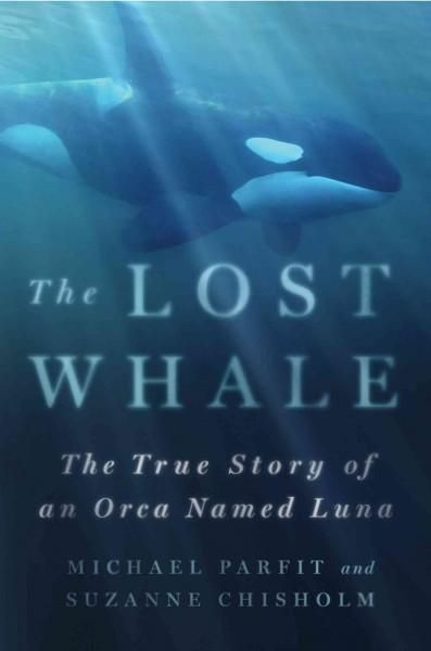 The heartbreaking and true story of a lonely orca named Luna who befriended humans in Nootka Sound, off the coast of Vancouver Island by Michael Parfit and Suzanne Chisholm. One summer in Nootka Sound
