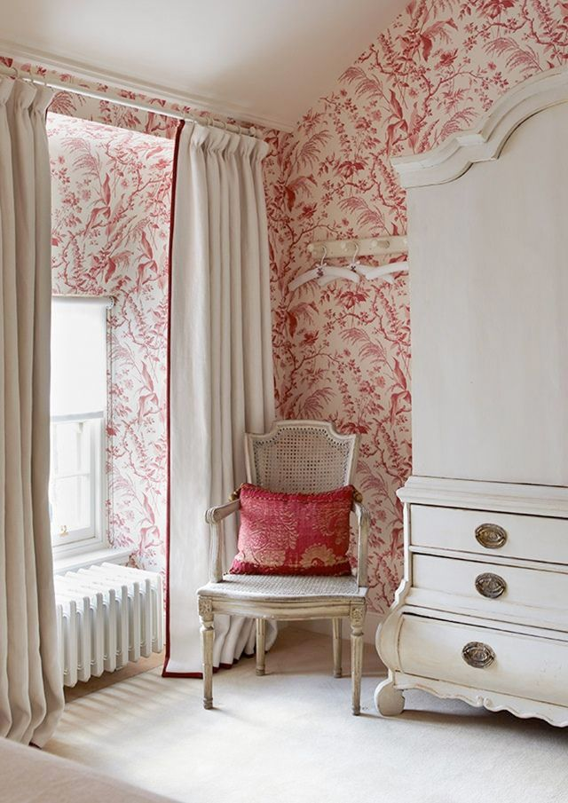 WONDERFUL COLORS FOR A FRENCH BEDROOM 17 franska sovrum som är omöjliga att motstå - Sköna hem
