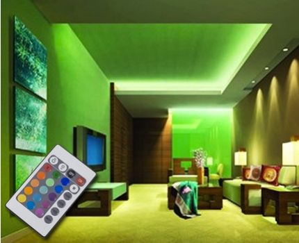 15 best led strip woonkamer images on pinterest, Deco ideeën