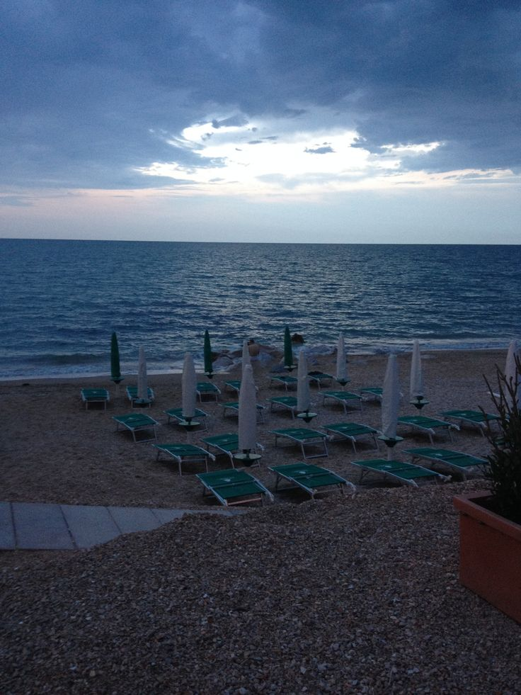 Spiaggia Brigantino Italy