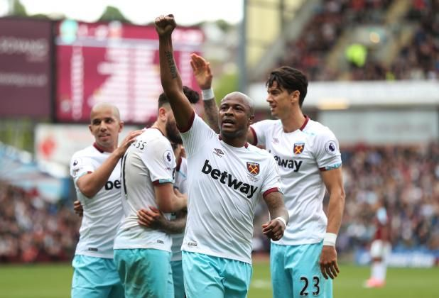 #rumors  West Brom target Andre Ayew and willing to offer West Ham Nacer Chadli in exchange - reports