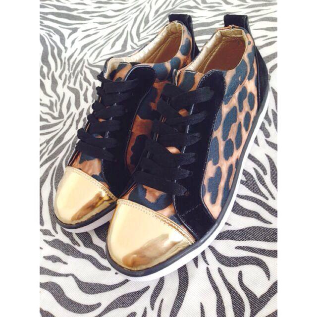 #fashion #animalprint #loveit #shoes