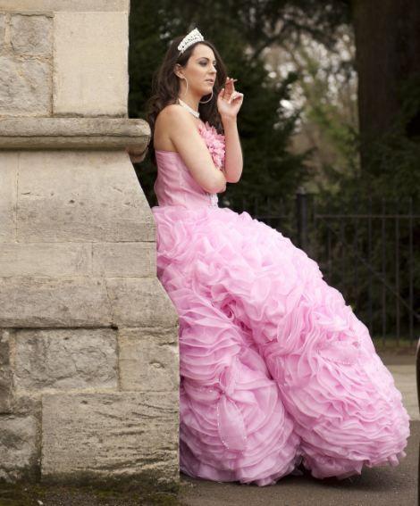My Big Fat Royal Gypsy Wedding How Kate might look