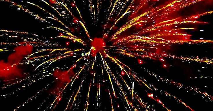 MASHABLE (July 5, 2014) ~ Flying Drones Capture Fireworks Better Than Any View You Will Ever See. [Videos]