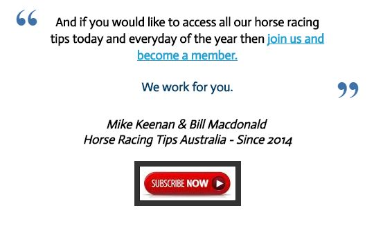 Friday's September 9th Horse Racing Information & Thursdays September 8th Results For The Day.  This Fridays FREE horse racing tips are now posted at  http://www.freehorseracingtipsaustralia.com/fridays-horse-racing-tips  and here's hoping for a really great Friday at the races so the very best of luck if you are having a wager today and I will have some more sports news for you later.  Mike Keenan.