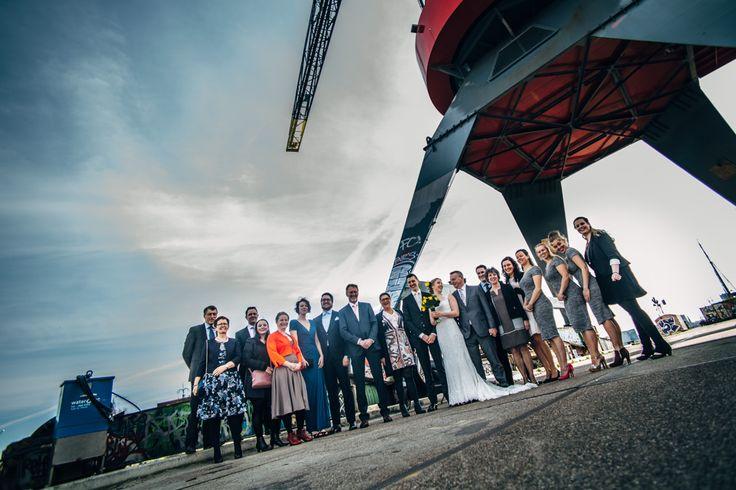 #dutchwedding #amsterdam #tolhuis #2016 #may #mei #bruid #bride #bruidegom #groom #groepsfoto #grouppicture Photo by Sjoerd Banga, © Banganimation