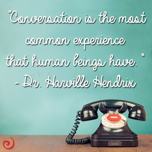 Dr. Harville Hendrix
