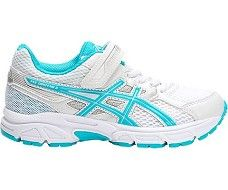 ASICS Pre Contend 3 Pre School Girls Running Shoes