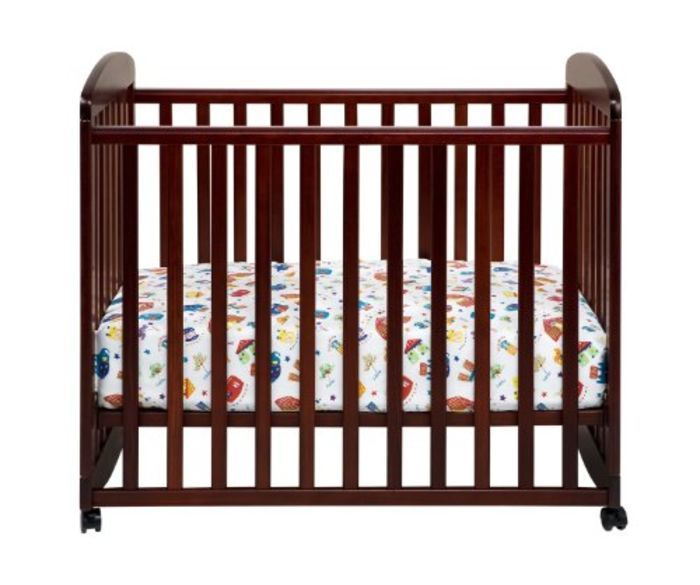 17 best images about small cribs for small spaces on for Best baby cribs for small spaces