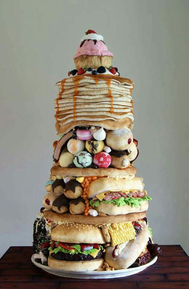 Best 25 Super cool cakes ideas on Pinterest Birthday cake for