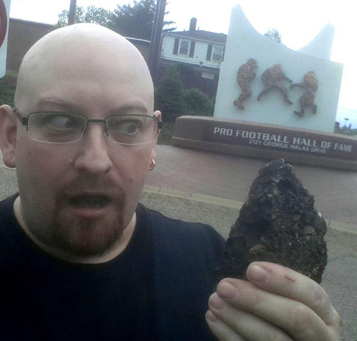 Channel 5 News Pothole Patrol Rock Pro Football Hall of Fame City Canton Ohio