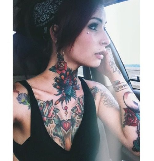 500 Best Tattoo Designs for Women  awesome