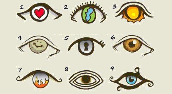 Můžete pohlédnout do očí vlastní osobnosti