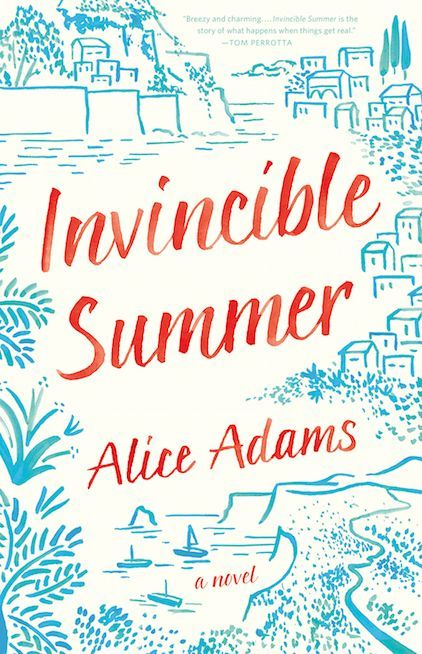 20 Books Perfect For Your Summer Vacay #refinery29  http://www.refinery29.com/2016/05/111092/beach-books-summer-2016#slide-15  Invincible Summer By Alice Adams Out June 28The summer after college, Eva, Benedict, Sylvie, and Lucien all break away from their comfortable routines and try and reinvent themselves as adults on the cusp of the new millennium. But a toxic romance between two of the friends, combined with their expanding geographic divides, make staying in touch a true str...